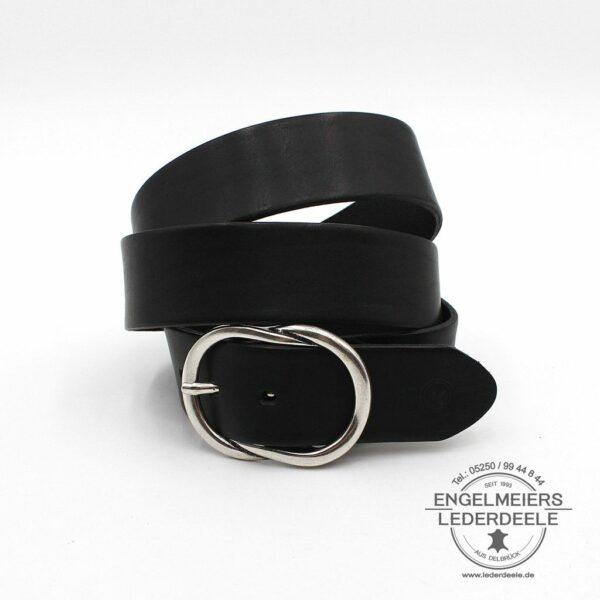 Damengürtel Andrea Green Belts - schwarz