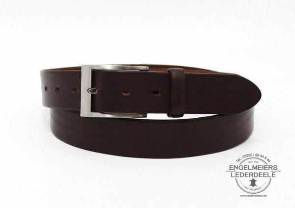 Herrengürtel Marc Green Belts braun Produktansicht