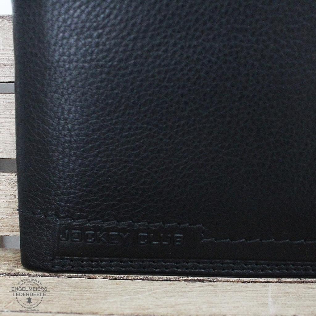 Vollnarbiges Herren Portemonnaie | Querformat