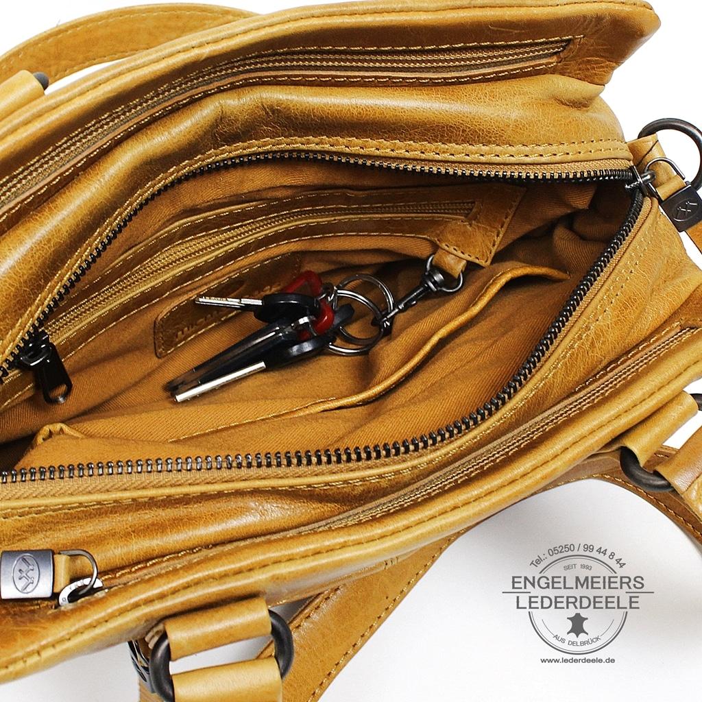 Handtasche micmacbag Innenaufteilung