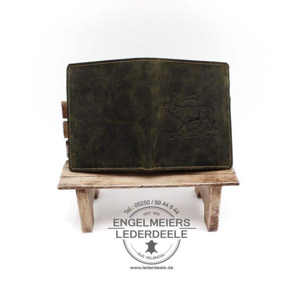 Hirsch Hoch Vintage Hunting grün GreenBurry Produktansicht