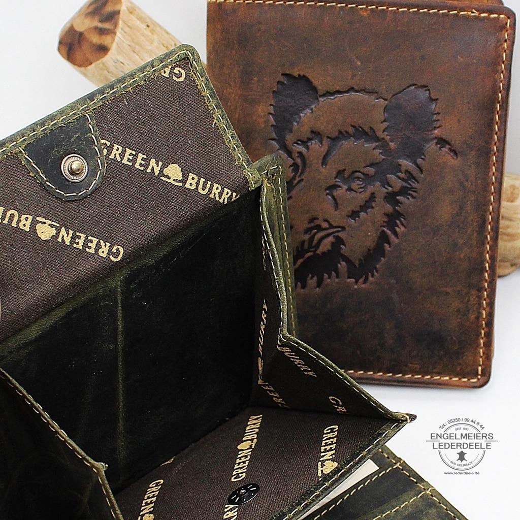 Wildschwein Hoch Vintage Hunting GreenBurry Detailaufnahme
