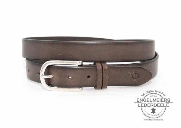 Damengürtel Alice Green Belts grau Produktansicht