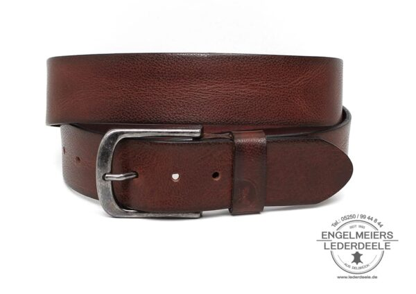 Herrengürtel Sean Green Belts braun Produktansicht