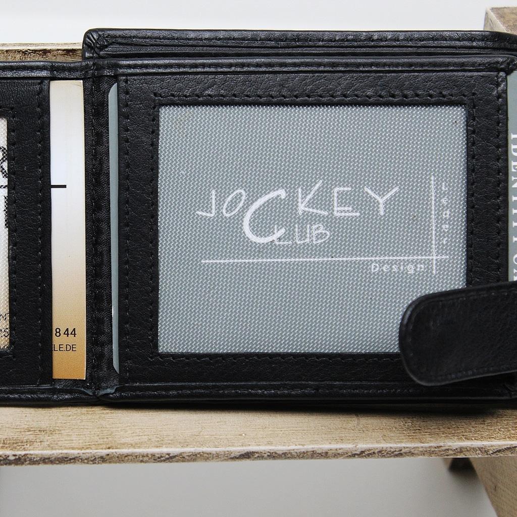 Riegelbörse Massala Jockey Club Detailansicht