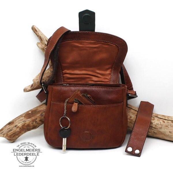 Handtasche Wildlife micmacbags braun - Produktansicht