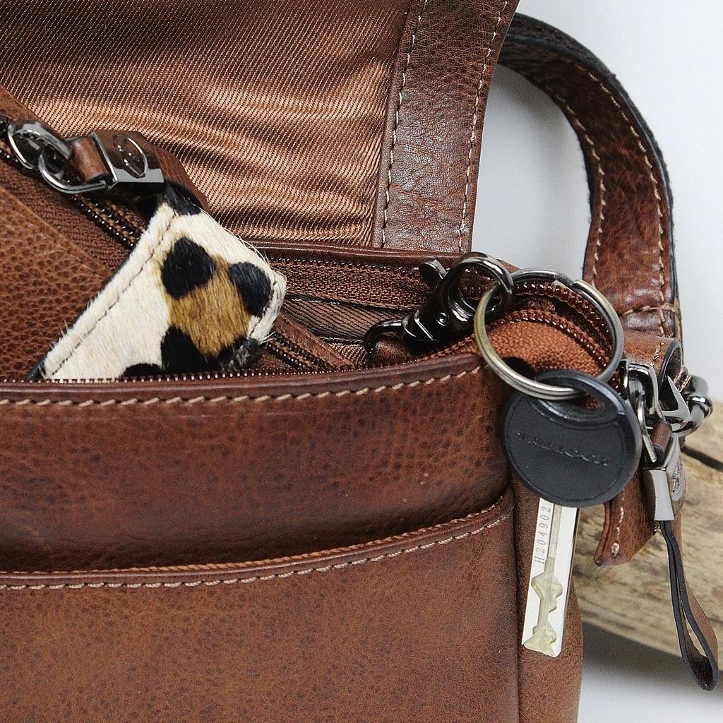 Handtasche Wildlife micmacbags Detailaufnahme