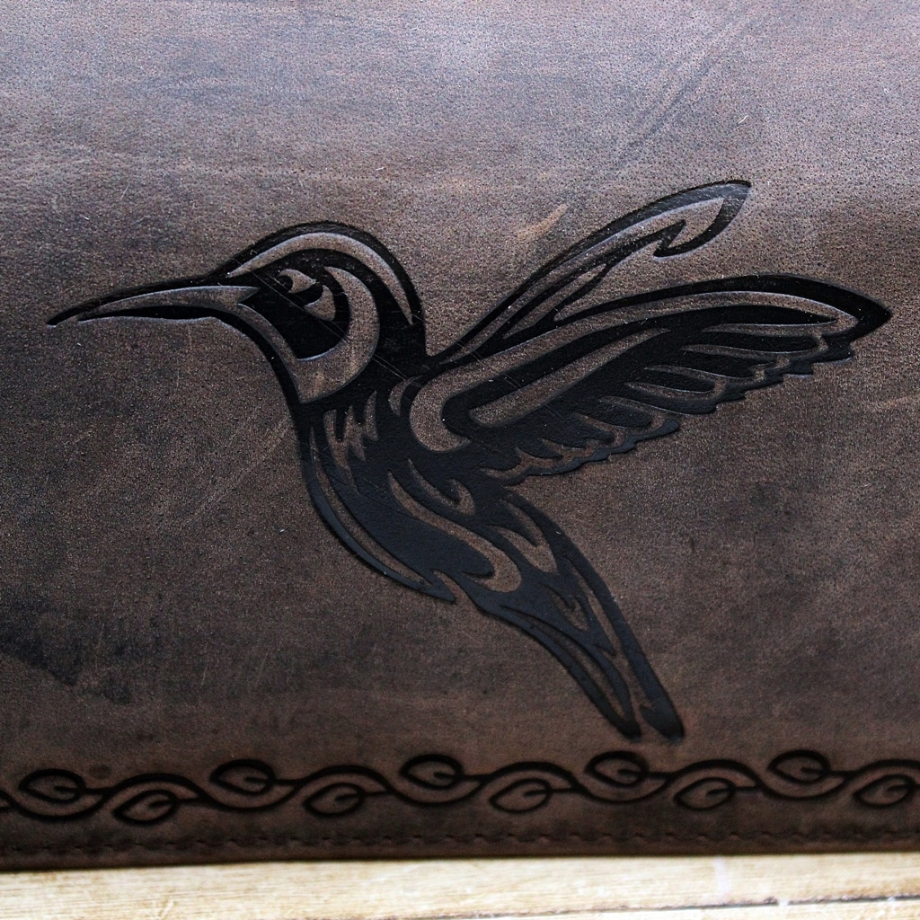 Portemonnaie Kolibri Jockey Club Detailansicht