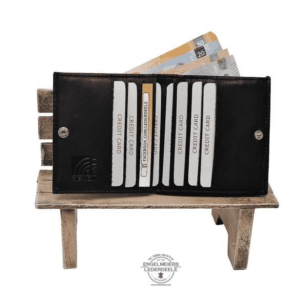 Wiener Schachtel Jockey Club schwarz Produktansicht