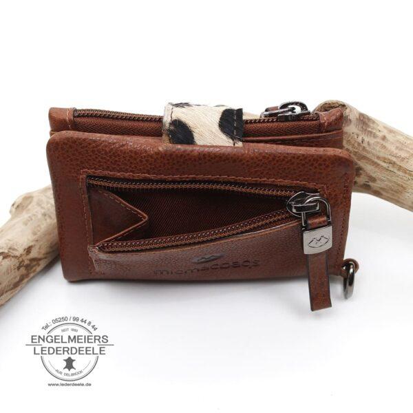 Portemonnaie Wildlife micmacbags brown Produktansicht