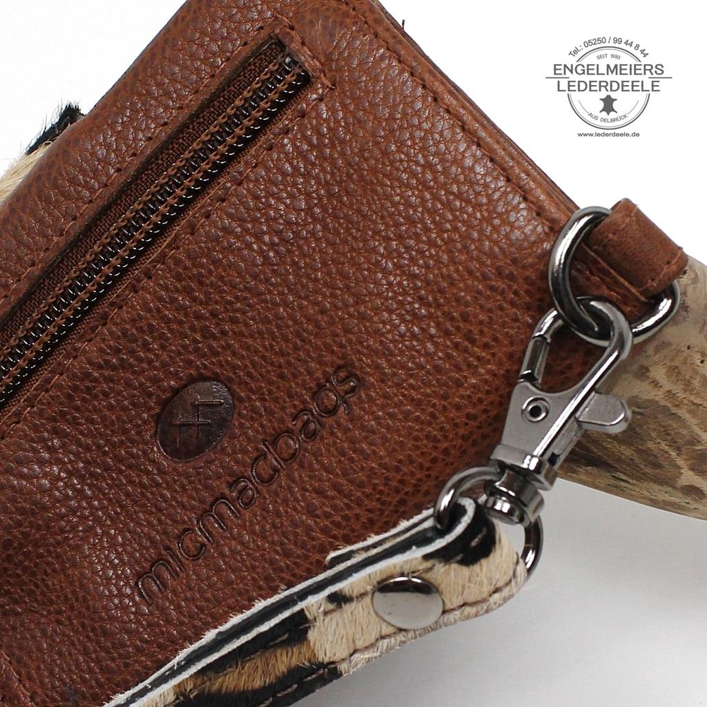 Portemonnaie Wildlife micmacbags Detailansicht